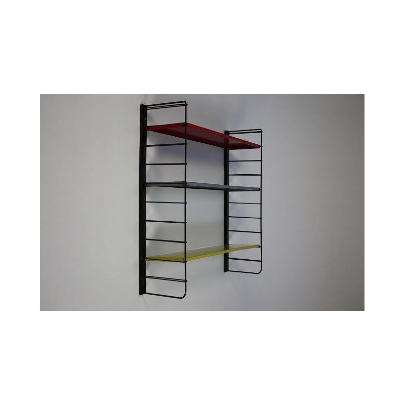 Metal wall rack no. 15