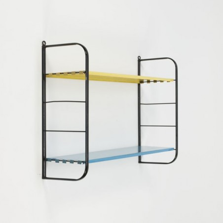 Wallrack/ bookshelves metal