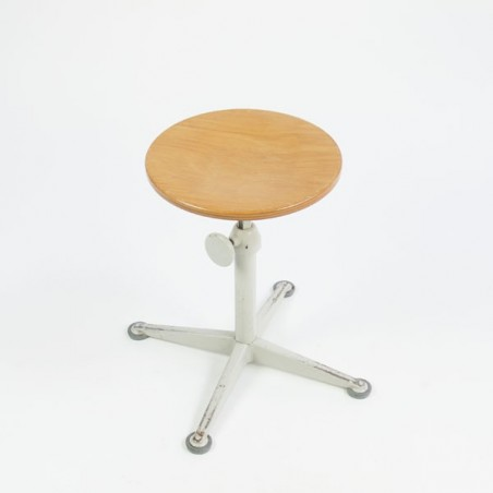 Friso Kramer stool light grey