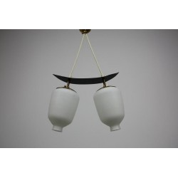 Hanging lamp 1950's in style of Mategot