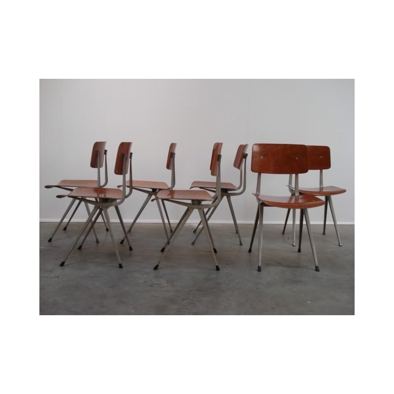 Friso Kramer Result stoelen set van 7
