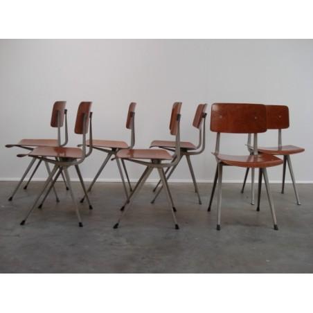 Friso Kramer Result chairs set of 7