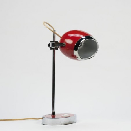Tafel-/bureaulamp 1970's