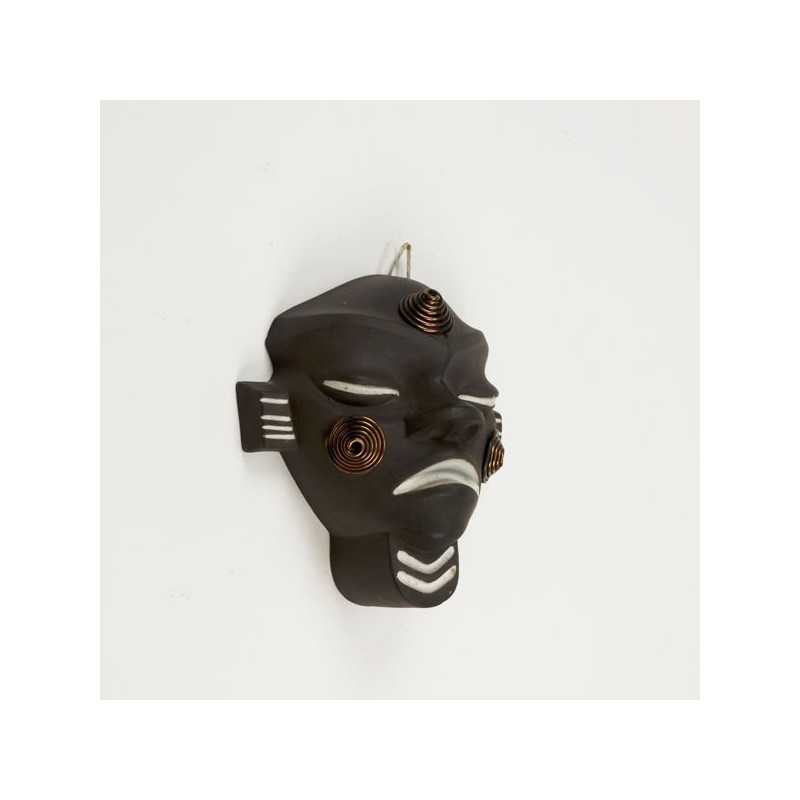 Ceramic mask by Ravelli