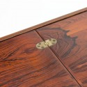 Vintage bar cabinet palissanderhout