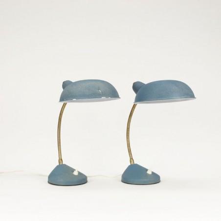 Set van 2 tafellampjes