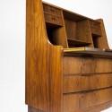 Palissander houten secretaire