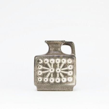Small vase grey