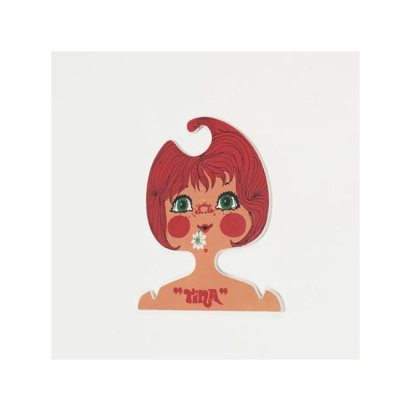 """Plastic kledinghanger """"Tina"""""""