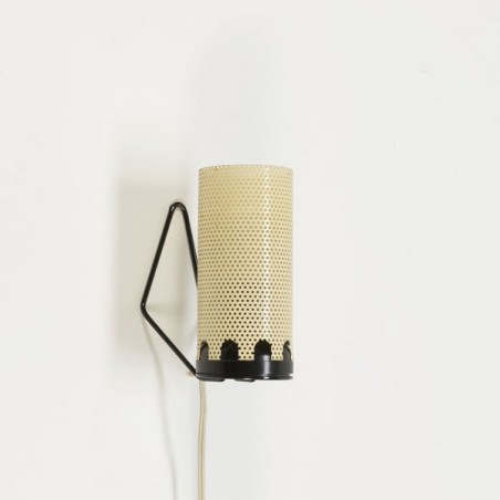 Philips wall lamp perforated metal