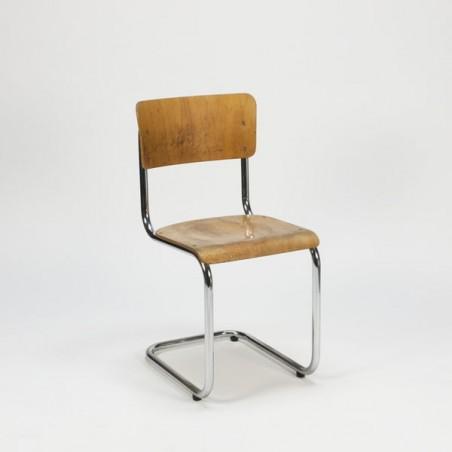 Tubax buisframe stoel