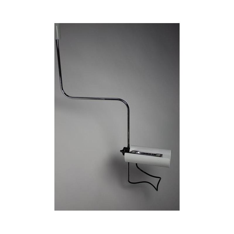 Vintage Vico Magistretti plafondlamp model Dim
