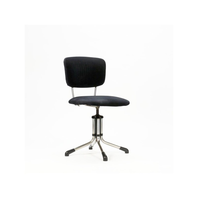 Gispen desk chair black