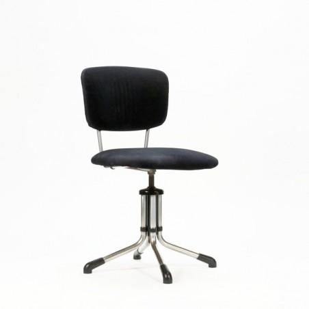 Gispen desk chair black
