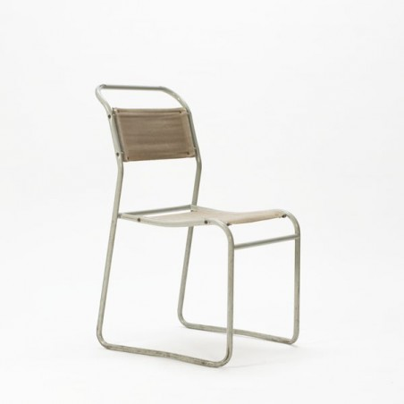 "Bruno Pollock ""Stacking chair"""