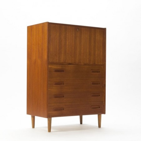 Danish cabinet/ secretaire