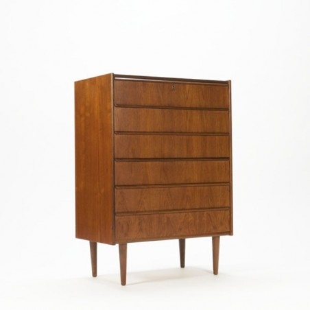 Chest of drawers in teak no.2