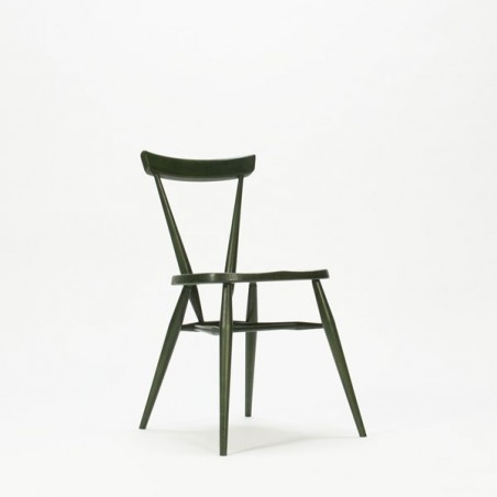 "Ercol ""Stacking chair"" groen"