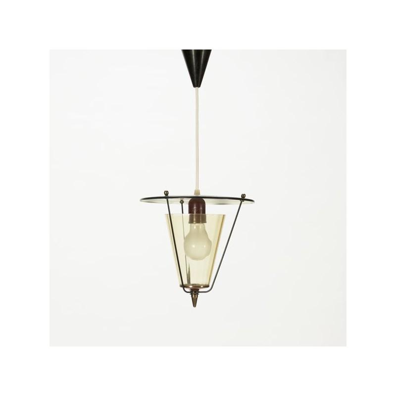 Hanglamp lantaarn jaren 60