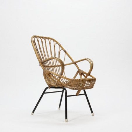 Bamboo easy chair no. 2