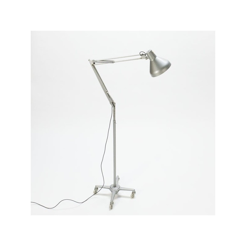 Iindustrial floorlamp