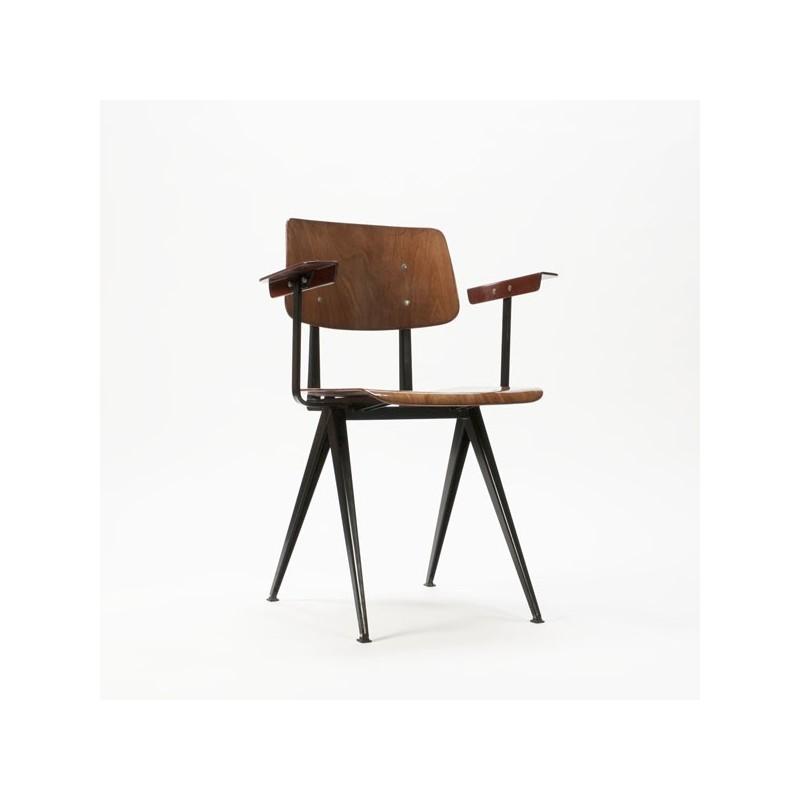 Industrial Galvanitas desk chair