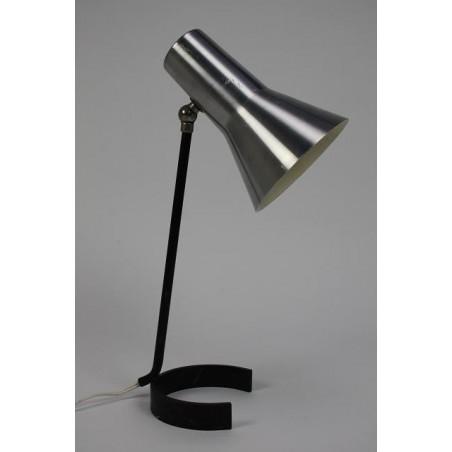 Avia tafellamp aluminium kap