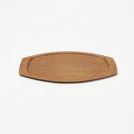 Plywood dienblad ovaal