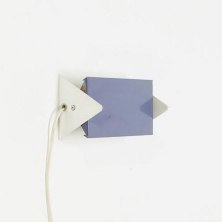 Anvia modernistische wandlamp jaren 60