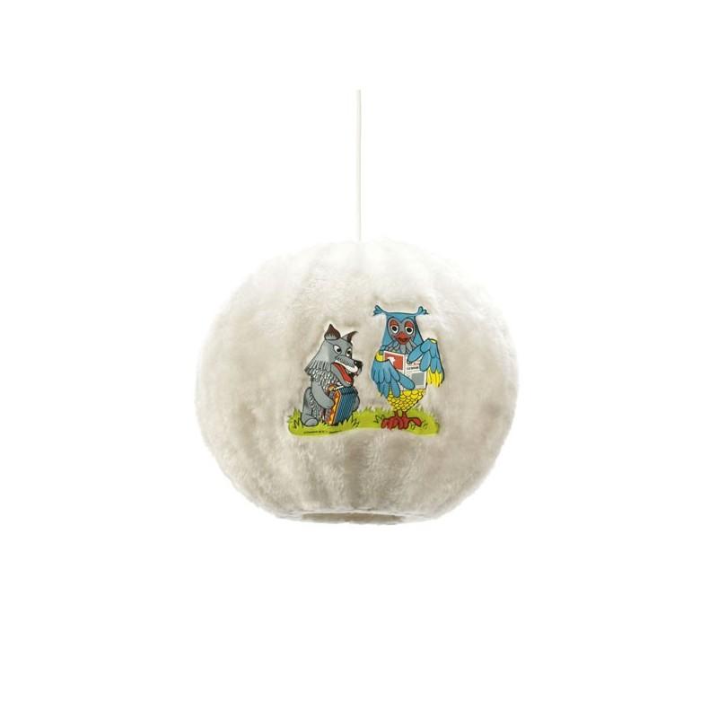 Fabeltjeskrant hanglamp
