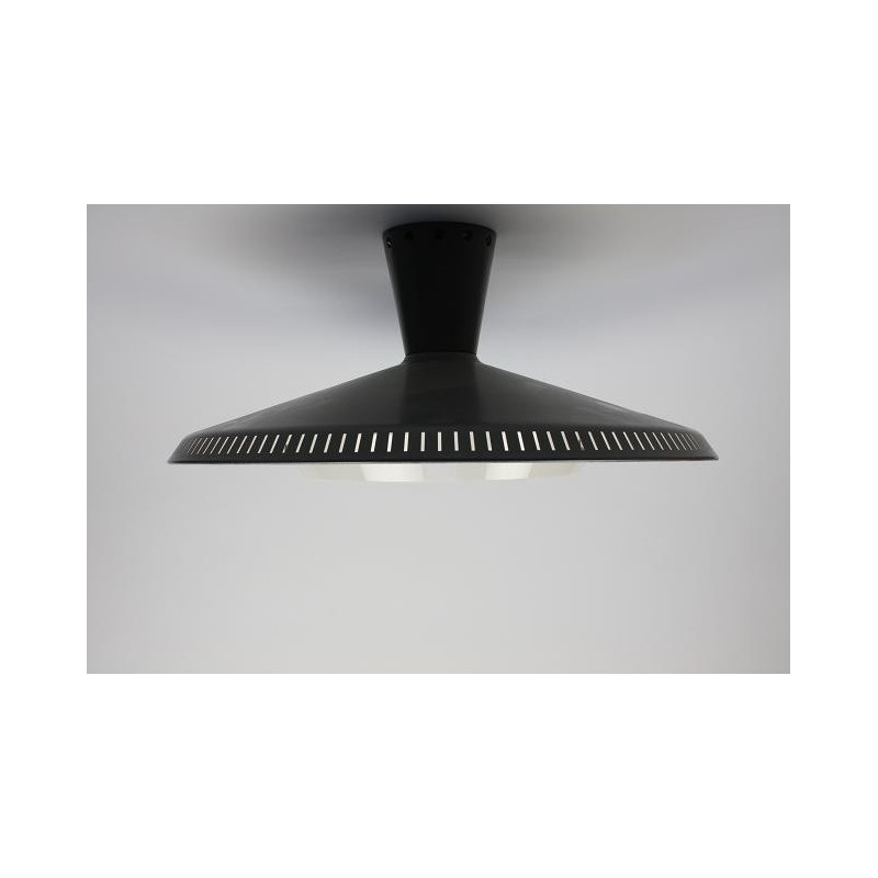 Philips plafondlamp L. Kalff grijs