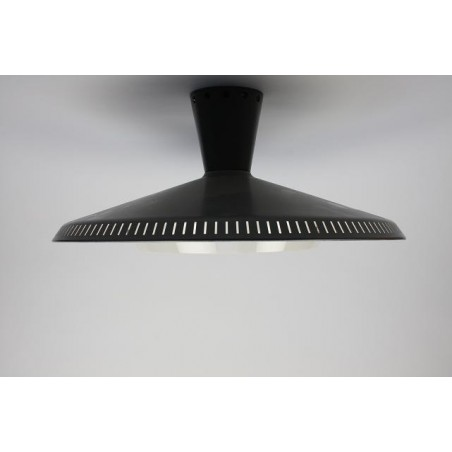 Philips ceiling lamp L. Kalff grey