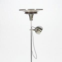 Staande aluminium lamp