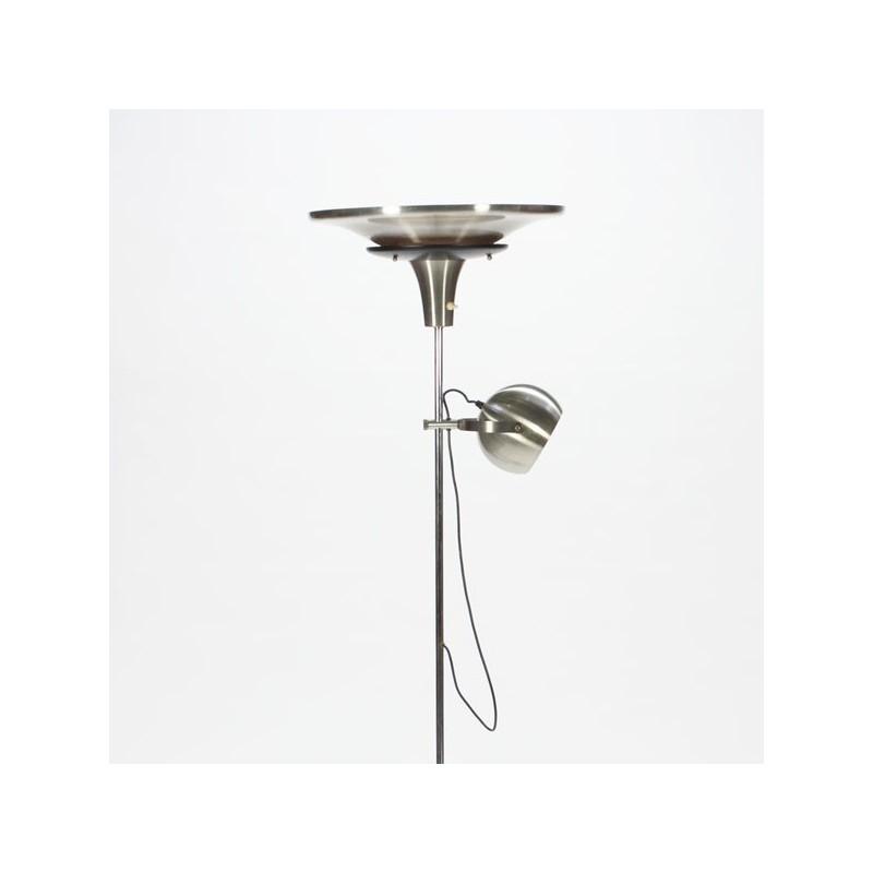 Floorlamp aluminium