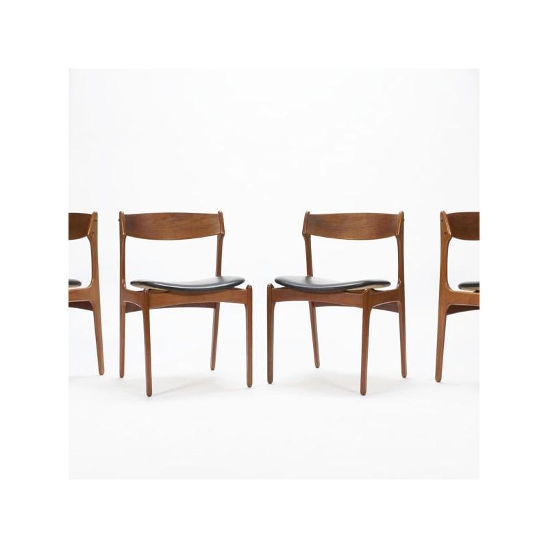 Erik Buck stoelen model 49