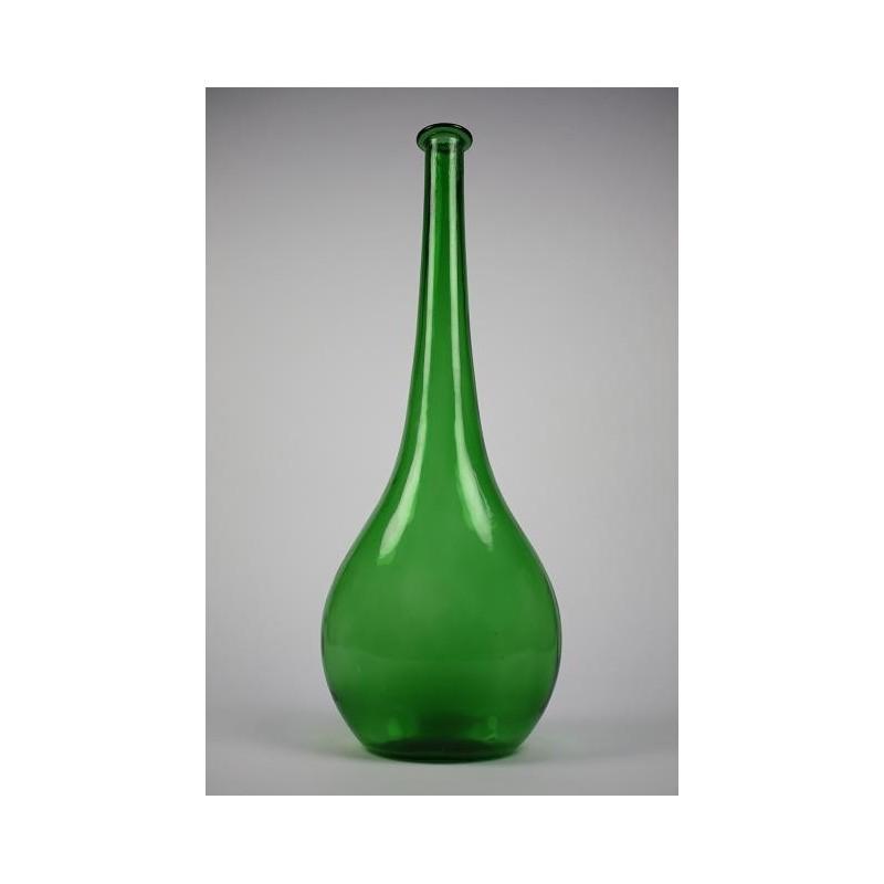 Grote groene vaas