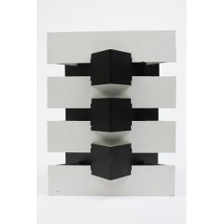 Anvia modernistic wall lamp black