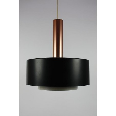 Hiemstra Evolux hanglamp jaren 50/60