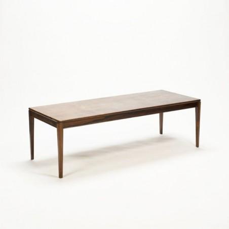 Palissanderhouten salontafel