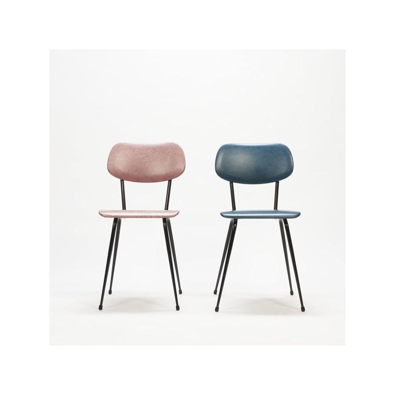 Set van 2 fifties stoelen