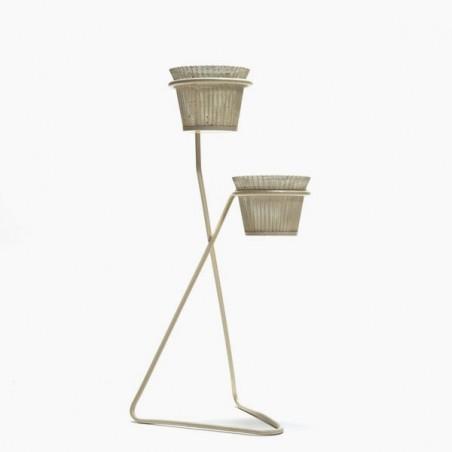 Mathieu Mategot flowerpot stand