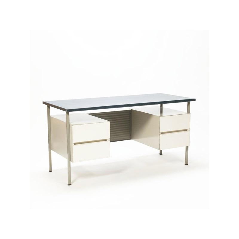 Vintage A.R. Cordemeijer 3803 desk by Gispen large