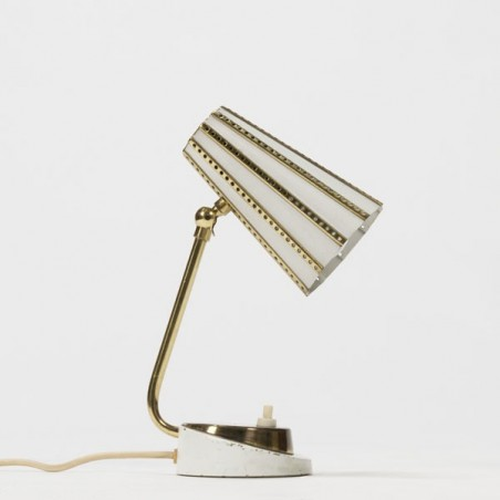 Tafellampje 1950's