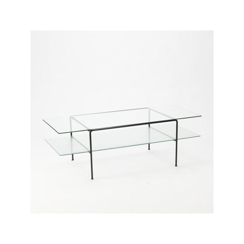 Gispen coffee table by A.R. Cordemeijer