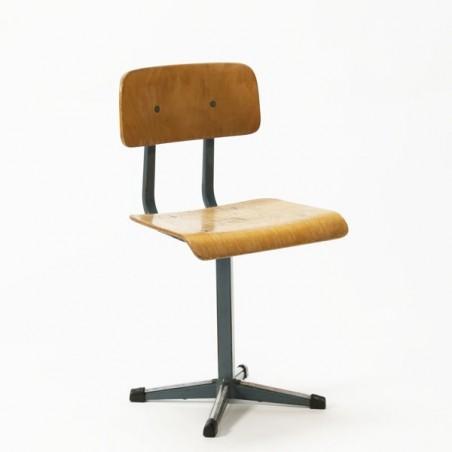 Children's chair Marko blue base