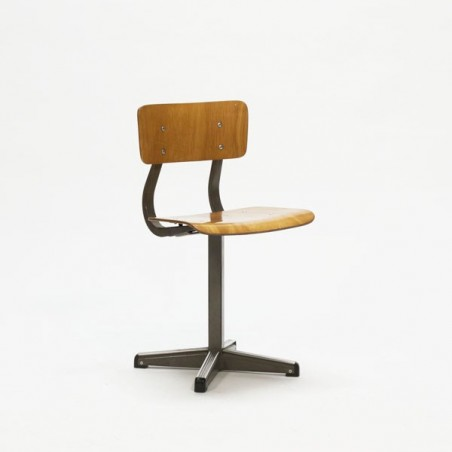 Industrial child's schoolchair no.4
