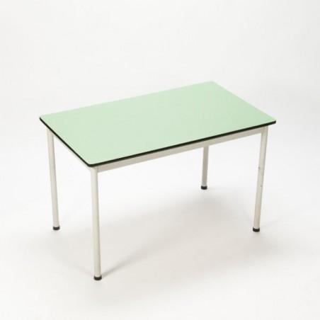 Groene industriele tafel