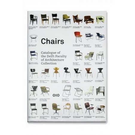 Boek: Chairs