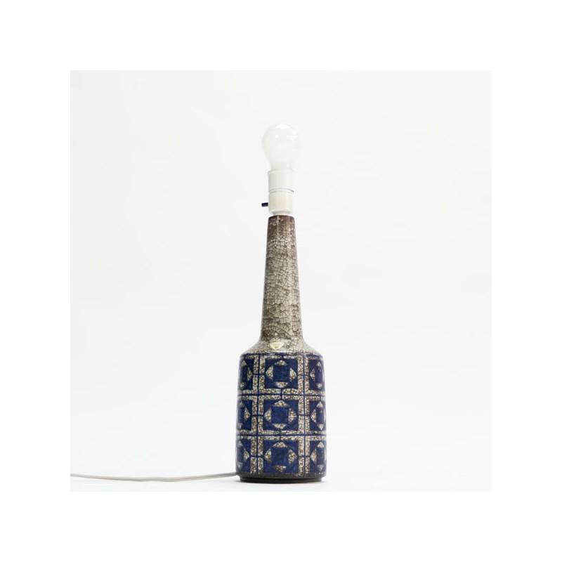 Aardewerk lampenvoet Bornholmsk keramiek