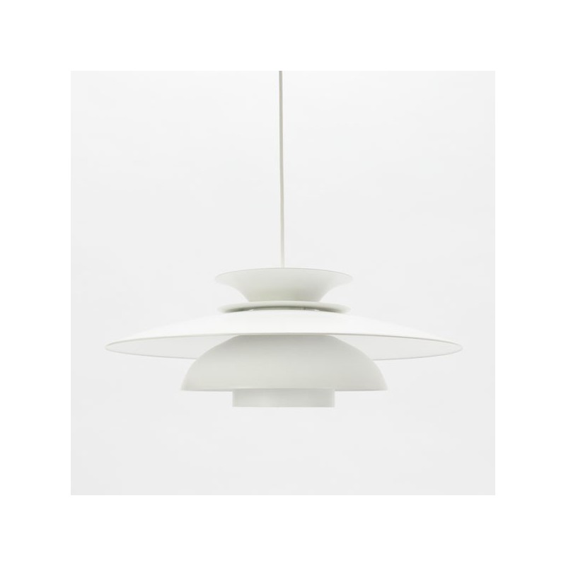 Scandinavian disks hanging lamp